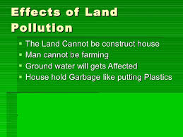 pollution ppt  putting plastics 25 prevention of land pollution