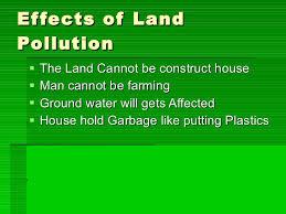 pollution ppt  putting plastics 25 prevention of land pollution