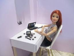 homemade barbie furniture ideas. Diy Barbie Doll Furniture 45 Homemade Ideas O