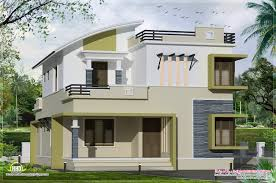 Square House Roof Design Square Feet Floor House Home Kerala Plans House Plans 53551