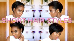 Growing Out Hair Style growing out a pixie cut 7 quick heatless hairstyles for short 6144 by stevesalt.us