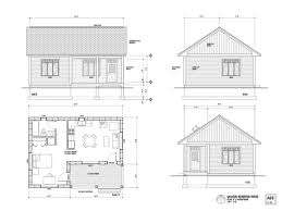 Small One Bedroom Homes One Bedroom Loft House Plans