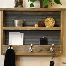 Reclaimed Wood Coat Rack Shelf Extraordinary Shop Reclaimed Wood Coat Rack On Wanelo