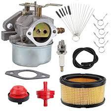 Amazon.com : Coolwind Carburator fit Tecumseh LH318SA LH358SA HMSK80 ...