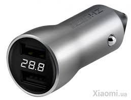 Автомобильное <b>зарядное устройство Xiaomi ZMi</b> Car Charger ...