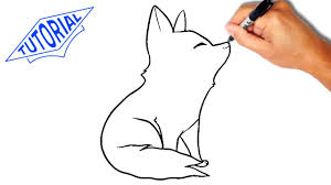 simple wolf drawing. Contemporary Drawing How To Draw A Wolf For Kids Easy Stepbystep Drawing Lessons   YouTube For Simple Wolf Drawing