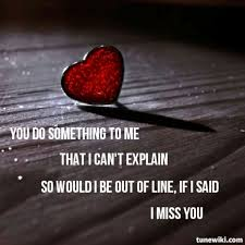 "40 Poignant Quotes To Tell Someone ""I Miss You"" Cool Something Issing Quotes And Images"
