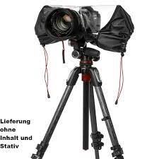 Manfrotto E-702 PL;Elements Cover, Regenschutzhülle für DSLR-Kamera