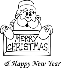 Small Picture Christmas And New Year Coloring Pages Coloring Pages
