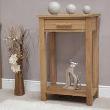 mobel solid oak console. Opal Solid Oak Small Console Table11290 Mobel Narrow