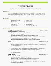 Basic Entry Level Resumes Creative Entry Level Sales Resume