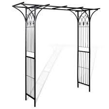 2 meter high garden arch all in design