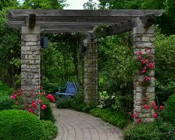 arbor garden. Garden Landscaping Arbor C