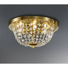 kolarz bristol crystal ceiling light