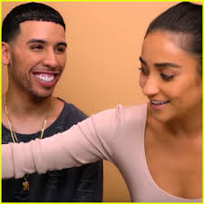 shay mitc films a makeup tutorial with ariel tejada he tears her apart
