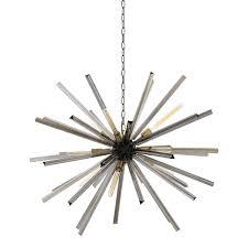 chandelier  mid century sputnik chandelier sputnik chandelier