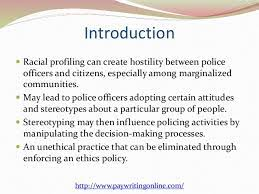 racial profiling essay essays on racial profiling racial  racial profiling essay essays on racial profiling racial profiling essay examples com