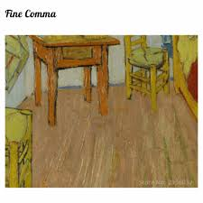 Schlafzimmer In Arles Version By Vincent Van Gogh Handgemalte
