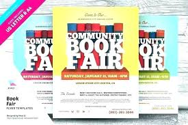 Free For Sale Flyer Template Free Book Sale Flyer E Hand Drawn Bake Cookies On A Or