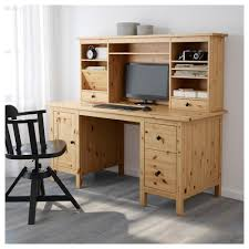 ikea hemnes desk with add on unit solid wood is a durable natural material