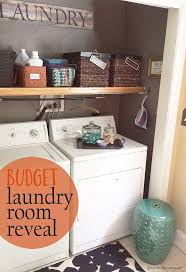 laundry room makeovers charming small. Budget Laundry Room Makeover Makeovers Charming Small O