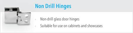 non drill hinges png