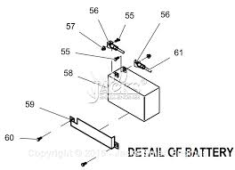 generac generator wiring diagram model 0059430 wire center • generac 0059430 gp7500e parts diagram for battery detail rh jackssmallengines com home generator wiring diagram standby
