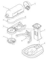 kitchenaid mixer parts. kitchenaid mixer parts e