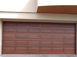 cedar garage doors tongue groove timber sectional