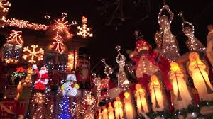 Slayer Christmas Light Show 8 Of The Worlds Most Dazzling Christmas Light Displays