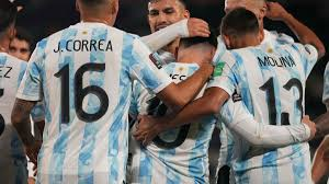 Argentina cruises with Messi; Brazil and Uruguay also win - MobSports