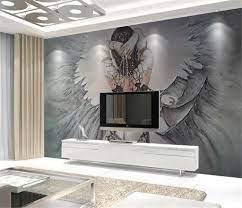 Satın Al 3d Ipek Nem Geçirmez Duvar Kağıdı Duvar 3D Üç Boyutlu Kabartmalı  Güzellik Arka Arka Plan Duvar Dekorasyon Gelişmiş Duvar Kağıd ..., TL80.89