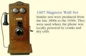 Image result for old telephone handset