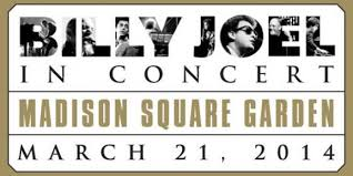 billy joel madison square garden tickets. Billy Joel Named First Ever Music Franchise Of MSG, Performing One Show A Month Madison Square Garden Tickets T
