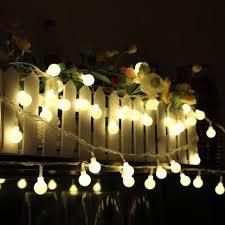 decorative string lighting. 100 led 328ft globe string lights led ball fairy for wedding party warm white walmartcom decorative lighting