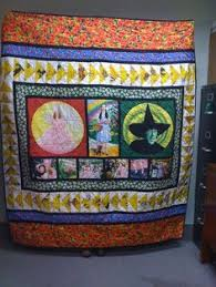 Wizard of Oz' collage quilt. | Collage, Entertainment book and ... & 'Wizard of Oz' collage quilt. | Collage, Entertainment book and Book authors Adamdwight.com