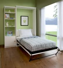 Bedroom:Classic Bunk Bed With Grey Tone Combining The Desk With Storage And  Bed On