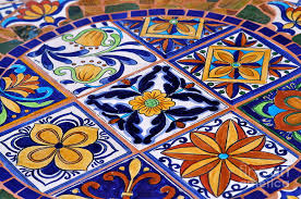 diy mosaic table top ideas fine kitchen designs trend home design and decor tile table top