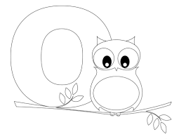 They are great for abc savvy and those that don't yet know their letters. Pin On Miscellaneous Coloring Pages