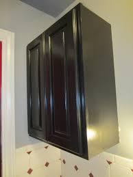 corner black bathroom wall cabinet