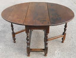 antique oak oval dining table. antique oak gateleg dining table oval o