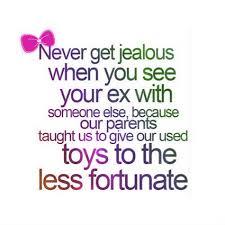 Funny Quotes About Your Ex. QuotesGram via Relatably.com