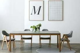 concrete dining table. Concrete Dining Table By Desk Commercial Furniture And Chairs