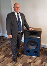 jbl 4367. ian severs of uk distributor karma av stands alongside jbl\u0027s 4367 studio monitor, which was given a thorough workout before its anticipated 2016 launch. jbl