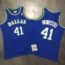 Fanatics Size Chart Youth Jason_kidd Dirk Nowitzki Dallas Mavericks Fanatics Branded Youth Fast Break Embroidery Jersey Blue