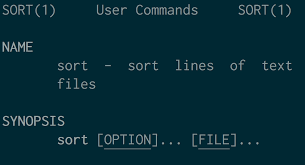 The app supports lists that are separated by space, comma, and semicolons. Linux And Unix Sort Command Tutorial With Examples George Ornbo