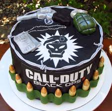 79 best Cakes Call of Duty images on Pinterest