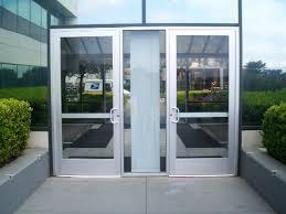 business glass front door. Fabulous Business Glass Front Door And Perfect Aluminum Doors Commercial R To Ideas