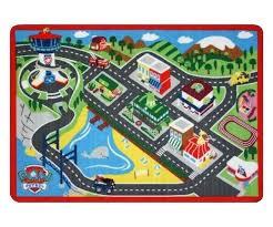 race car track rug medium size of perky kids play rug car road rug paw patrol toy fire truck