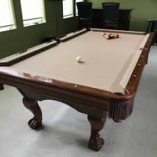 Pool Table Refelting Pool Table Recovering Tacoma Solo